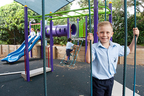 Our Lady of the Assumption Catholic Primary School Pagewood Playgrounds