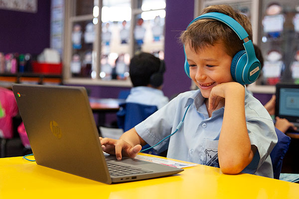 Our Lady of the Assumption Catholic Primary School Pagewood Technology