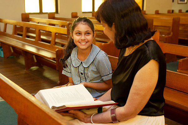 Our Lady of the Assumption Catholic Primary School Pagewood Family and Faith