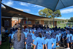 Our Lady of Annunciation Catholic Primary School Pagewood Feast Day