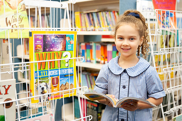Our Lady of the Assumption Catholic Primary School Pagewood Library