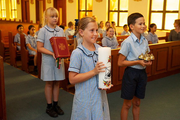 Our Lady of the Assumption Catholic Primary School Pagewood Mission