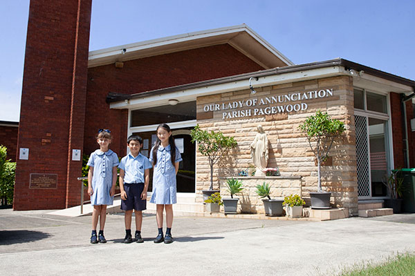 Our Lady of the Assumption Catholic Primary School Pagewood Parish