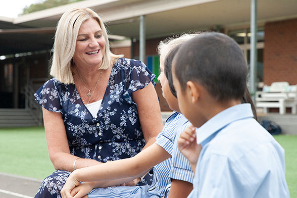 Our Lady of the Assumption Catholic Primary School Pagewood Principal