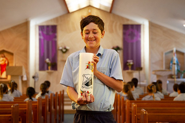 Our Lady of the Assumption Catholic Primary School Pagewood Religious Life
